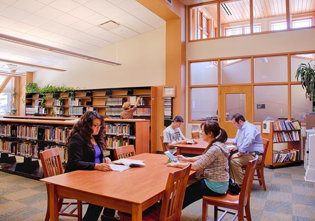 Sierra College Library Truckee Campus